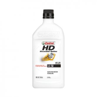 CASTROL HD MOTOR OIL 50