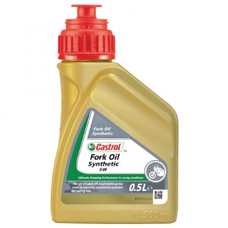 CASTROL FORK OIL SYNTHETIC 0.5