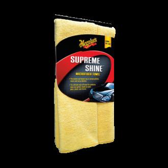 SUPREME SHINE MICROFIBER (TOWEL-1PACK)
