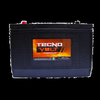 31P TECNO PREM CCA 760/31P 120AMP, 100AH {+/-}