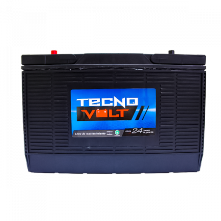 31T TECNO CCA 670/31S 100 AMP 100AH {+/-}
