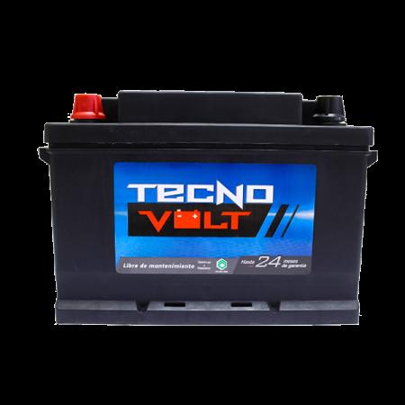 42R TECNO CCA 400/42 60 AMPS 55AH {+/-}