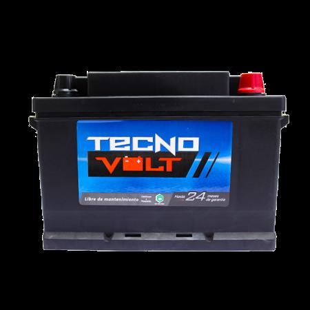 42 TECNO CCA 400/42L 60 AMPS 55AH {-/+}