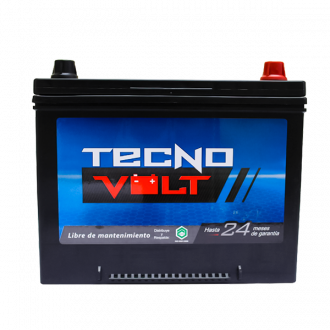 24R TECNO CCA 400/N50L 65 AMP 50AH {-/+}