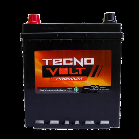40 TECNO PREM CCA 360/40 INV (PG) 55AMP, 40AH {-/+}