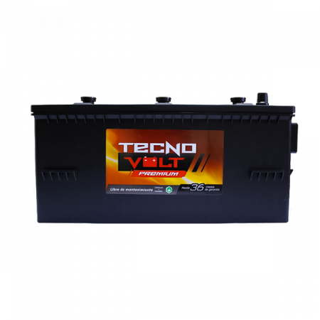 8D TECNO PREM CCA 1250/N200 220AMP, 200AH {-/+}