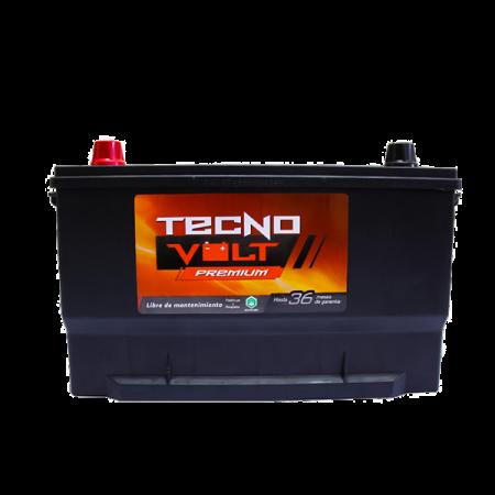 65 TECNO PREM CCA 880/65 120AMP, 100AH {+/-}