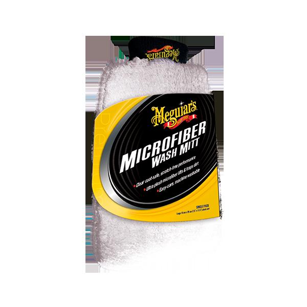 SUPER THICK MICROFIBER WASH MITT 1