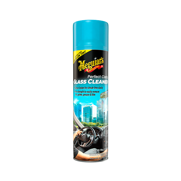 PERFECT CLARITY GLASS CLEANER AERO 19 ONZAS 1