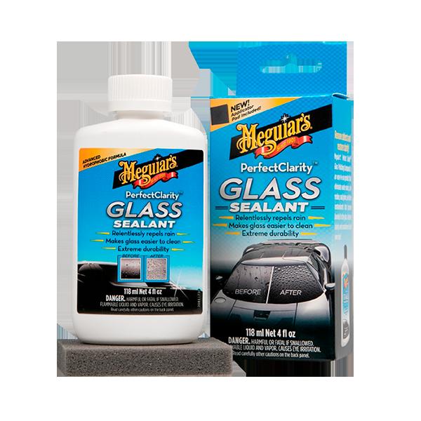 PERFECT CLARITY GLASS SEALANT 1
