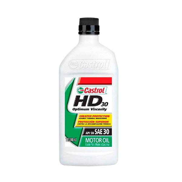 CASTROL HD MOTOR OIL 30 1