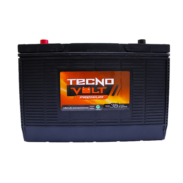 31P TECNO PREM CCA 760/31P 120AMP, 100AH {+/-} 1