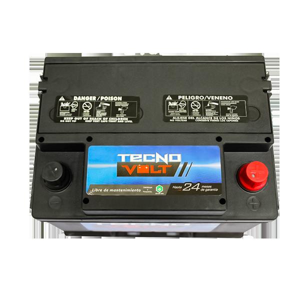42 TECNO CCA 400/42L 60 AMPS 55AH {-/+} 2
