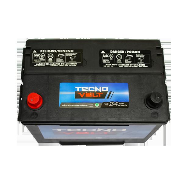 24 TECNO CCA 400/N50 65 AMP 50AH {+/-} 2