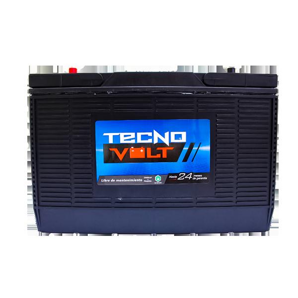 31T TECNO CCA 670/31S 100 AMP 100AH {+/-} 1