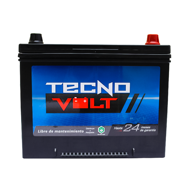 24R TECNO CCA 400/N50L 65 AMP 50AH {-/+} 1