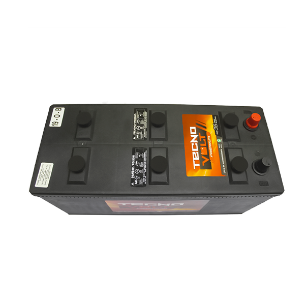 4D TECNO PREM CCA 970/N150 175AMP, 150AH {-/+} 2