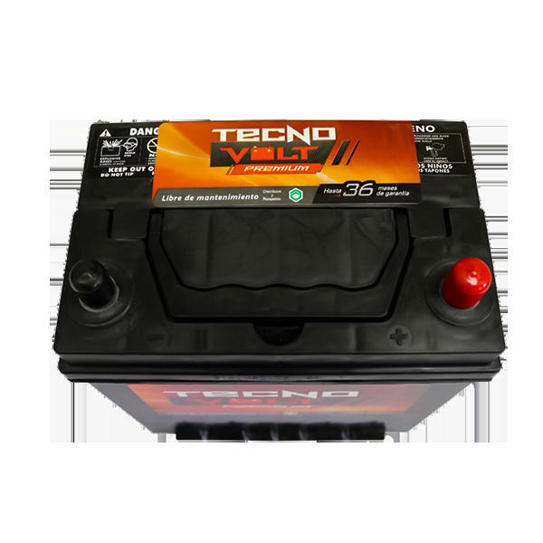 40 TECNO PREM CCA 360/NS40ZL (PD), 60AMP, 35AH {-/+} 2