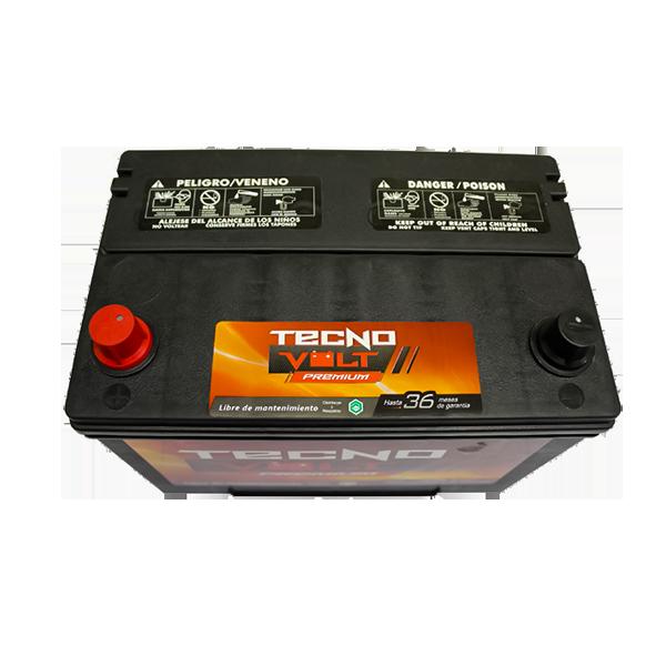 34 TECNO PREM CCA 600/34 90AMP, 75AH {+/-} 2