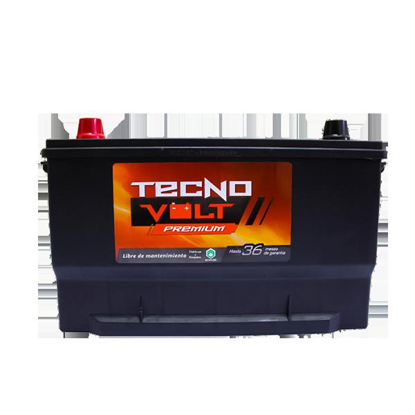 65 TECNO PREM CCA 880/65 120AMP, 100AH {+/-} 1