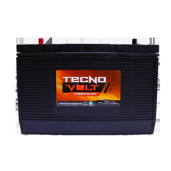 31T TECNO PREM CCA 760/31S 120AMP, 100AH {+/-} 1