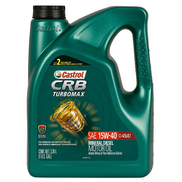 CASTROL CRB TMAX CI-4/SL/E7 15W-40 1