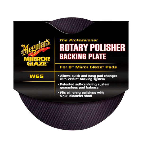 ROTARY BACKING PLATE 3/8 THREADS 1