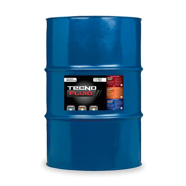 TECNO ACEITE HIDRAULICO ISO 46 – 208 LTS – AZUL OSCURO