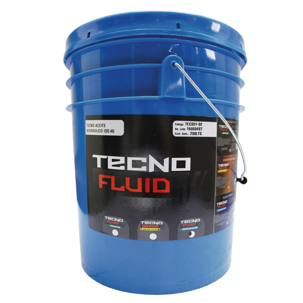 TECNOHID04 TECNO ACEITE HIDRAULICO ISO 46 – 19 LTS_Mesa de trabajo 1